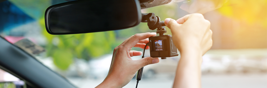 Dash & Backup Cameras