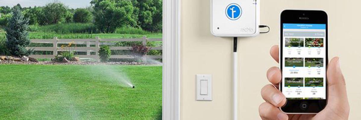Sprinkler & Irrigation Control