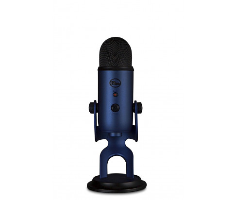 Blue Microphones - Yeti USB - Midnight Blue