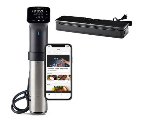 Anova Precision Pro with Vacuum Sealer Bundle