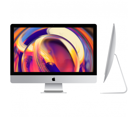 Apple -  27-inch iMac with Retina 5K display: 3.7GHz 6-core 9th-generation Intel Core i5 processor, 2TB