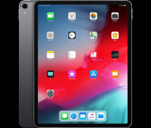Apple -  12.9-inch iPad Pro Wi-Fi + Cellular 512GB - Space Gray