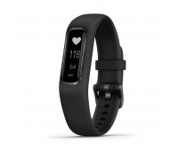 Garmin Vivosmart 4, Black/Midnight, S/M