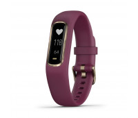 Garmin Vivosmart 4, Berry/Light Gold, S/M