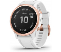 Garmin Fenix 6S, Pro, Rose Gold/White