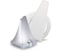 SureCall Flare 3.0 Cell Phone Signal Booster for Home -Covers Up to 3000 sq ft