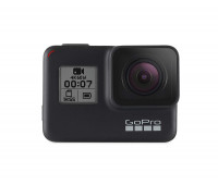GoPro - HERO7 HD Waterproof Action Camera - Black