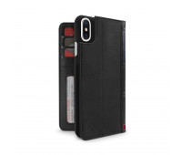 Twelve South - BookBook for iPHone X/XS, Black