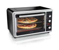 Hamilton Beach - Countertop Oven with Convection & Rotisserie