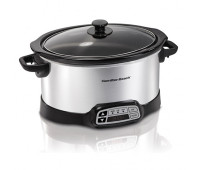 Hamilton Beach - 6qt Programmable Slow Cooker