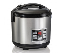 Hamilton Beach - 20 Cup Digital Rice Cooker & Hot Cereal Cooker