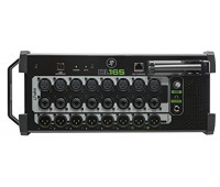 Mackie DL Series, Digital Wireless Live Sound Mixer 16-channel with Built-In WiFi and Onyx+ mic Preamps, Unpowered (DL16S)