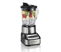 Hamilton Beach - Wave Crusher Multi-Function Blender Black - SS