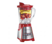 Hamilton Beach - Ensemble Multi-Function Blender Red - SS