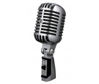 Shure - 55SH SERIES II - Iconic Unidyne Vocal Microphone