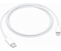 Apple - 3.3' USB-C to Lightning Cable - White