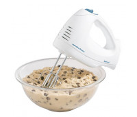 Hamilton Beach - 6 Speed Hand Mixer with Snap-On Case