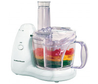 Hamilton Beach - 8-Cup 2-Speed Food Processor
