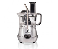 Hamilton Beach - Stack & Snap Food Processor w/ Bowl Scraper