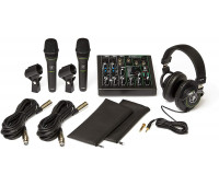 Mackie Performer Bundle for Professional Performance Recording