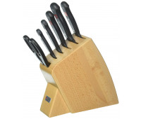 Wusthof Gourmet - 7-Piece Mobile Block Set