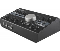 Mackie Big Knob Studio 2x2 Monitor Controller Interface with Pro Tools Software and Waveform Recording Software