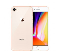 Apple -  iPhoneᅠ8 64GBᅠ- Gold