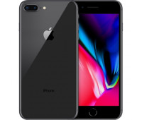 Apple -  iPhoneᅠ8 Plus 64GBᅠ- Space Gray