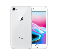 Apple -  iPhoneᅠ8 64GBᅠ- Silver