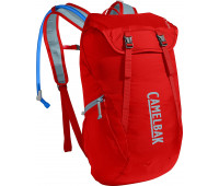 CamelBak - Arete 18 Hydration Pack, 50oz, Fiery Red/Stone Blue