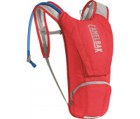 CamelBak - Classic Hydration Pack, 85 oz, Racing Red/Silver