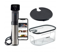 Anova Precision Pro with Container and Lid Bundle