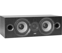 ELAC Debut 2.0 C6.2 Center Speaker, Black