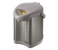 Zojirushi Micom Water Boiler & Warmer - 3 Liters - Silver Gray