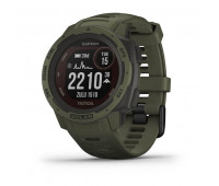 Garmin Instinct Solar Edition – Tactical, Moss