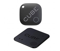 Cube Shadow Bluetooth Locator and Cube Smart Tracker bundle