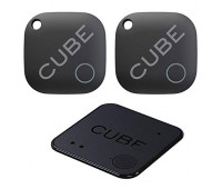 Cube Shadow Bluetooth Locator and 2 Cube Smart Tracker bundle