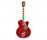 D'Angelico - EXL-1 Throwback Hollowbody Electric Guitar - Viola