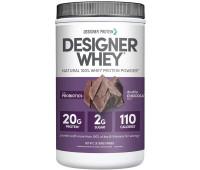 Designer Protein - Designer Whey Protein Powder -Double Chocolate (2lb)