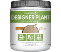 Designer Protein - Designer Plant Vegan Meal Replacement - Belgium Chocolate (1.32lb)