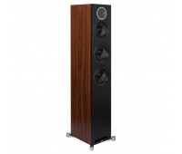 ELAC Debut Reference DFR52 Floorstanding Speaker - Black/Walnut