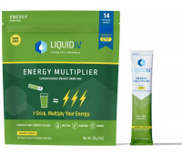 Liquid IV Energy Multiplier (14 Count) - Lemon Ginger