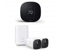 ecobee3 lite Smart Thermostat Bundle with eufyCam 2