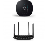 ecobee3 lite Smart Thermostat Bundle with TP-Link AC1200 Gigabit Smart WiFi Router