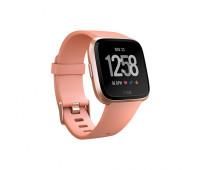 Fitbit - Versa Smartwatch Peach/Rose Gold Aluminum