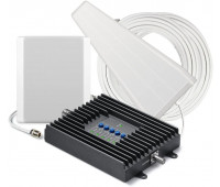 SureCall Fusion4Home Cell Phone Signal Booster for Home and Office - Verizon, AT&T, Sprint, T-Mobile 3G, 4G and LTE | Covers up to 4000 sq ft