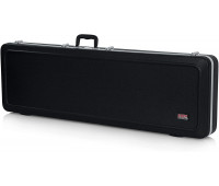 Gator Cases Deluxe Molded Case for Bass Guitars