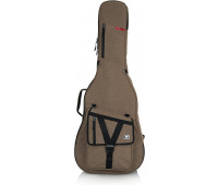 Gator Cases Transit Series Acoustic Guitar Gig Bag with Tan Exterior