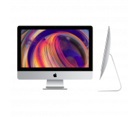 Apple -  21.5-inch iMac with Retina 4K display: 3.0GHz 6-core 8th-generation Intel Core i5 processor, 1TB