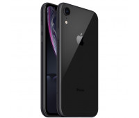 Apple -  iPhone XR 128GB - Black